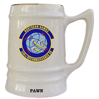 Grand Forks AFB Custom Squadron Mugs