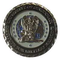 College Challenge Coins