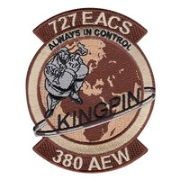 727 EACS Patches