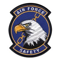 USAF Safety Path Custom Patches