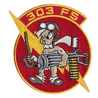 303 FS Custom Patches