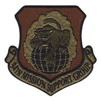 Dobbins Air Reserve Base Custom Patches