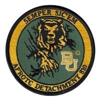 AFROTC Det 810 Baylor University Patches