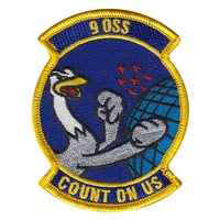 9 OSS Patches