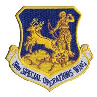 Kirtland AFB Custom Patches