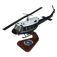 UH-1-Iroquois Custom Wooden Helicopter Models