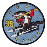 USAFA CS-35 Patches