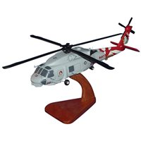 SH-60 Seahawk Custom Wooden Helicopter Models