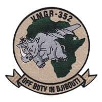 VMGR-352 Custom Patches