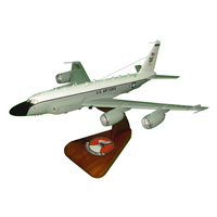 RC-135 Rivet Joint Custom Wooden Aircraft Models
