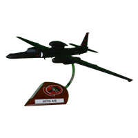 U-2 Dragon Lady Custom Wooden Aircraft Models