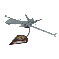 MQ-9 Reaper Custom Wooden Aircraft Models