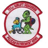 701 AS Patches