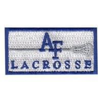 USAFA Lacrosse Team Patches