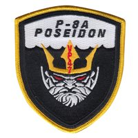 P-8 Patches