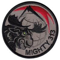 313 AS Patches