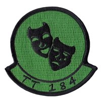 Thespian Troupe 184 Patches