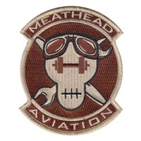 Meathead Aviation Flight Patch