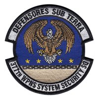 377 WSSS Patches
