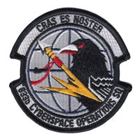 833 COS Patches