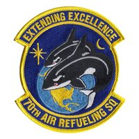 70 ARS Patches