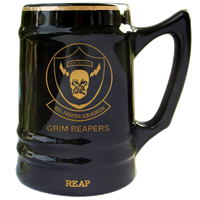 RAF Lakenheath, UK Custom Squadron Mugs
