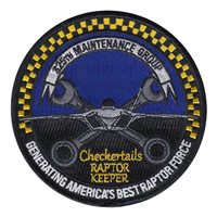 325 MXG Patches