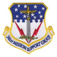 341 MSG Patches