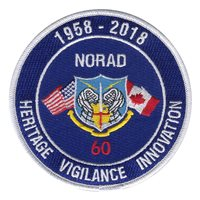 NORAD USNORTHCOM Patches