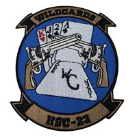 HSC-23 Patches