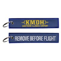 Southern Illinois Airport KMDH Patches