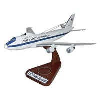 E-4B AACP Custom Wooden Aircraft Models