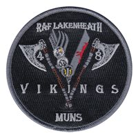 48 MUNS Patches