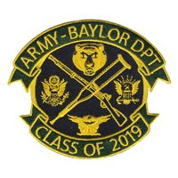 Army-Baylor University Patches