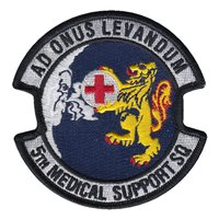 5 MDSS Patches