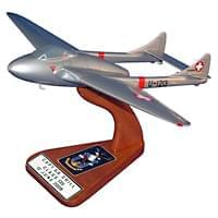 De Havilland Vampire Wooden Model