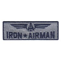 Iron Airman Patches