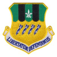 Barksdale AFB Custom Patches