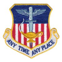 Hurlburt Field Custom Patches