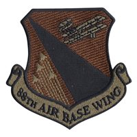 Wright-Patterson AFB Custom Patches