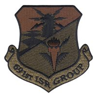 Ft Meade Custom Patches