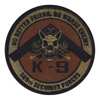 509 SFS Patches
