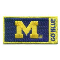 AFROTC Det 390 University of Michigan Patches