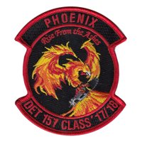 AFROTC Det 157 Embry-Riddle Aeronautical University Patches