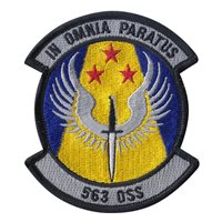 563 OSS Patches