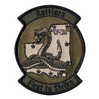 Baton Rouge Recruiting BN Patches
