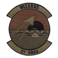 27 SOSS Patches