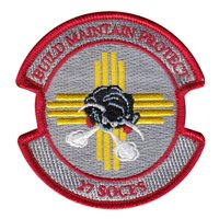 27 SOCES Patches