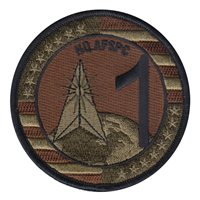 HQ AFSPC Patches