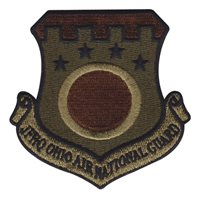 ANG Ohio Patches